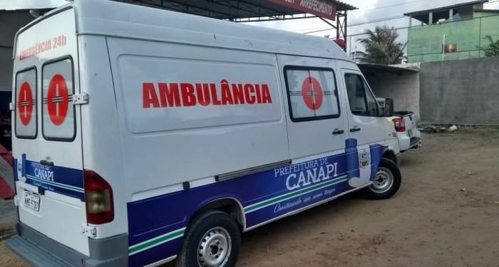 Prefeito Vinícius Lima resgata e devolve Ambulância Cidadã ao município.