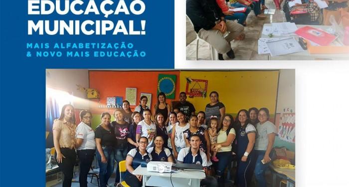 PREFEITO VINÍCIUS DESTACA SUCESSO DE SERVIDORES DA EDUCAÇÃO INFANTIL!