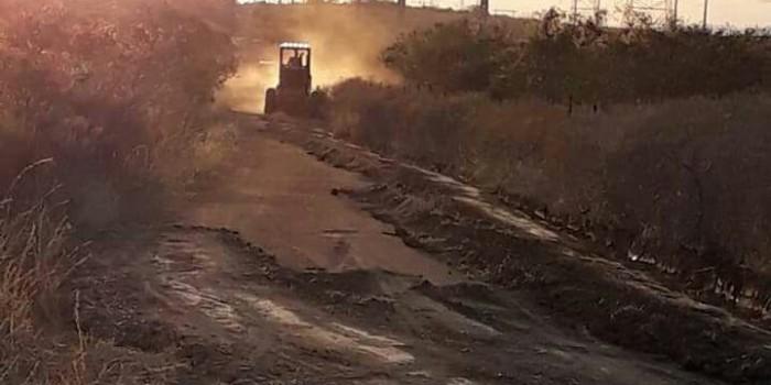 Prefeitura de Canapi inicia obras de recuperação de estradas vicinais