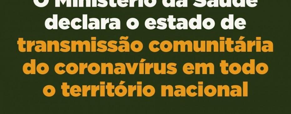 Prefeito Vinícius Lima Decreta Estado de Calamidade Pública para enfrentamento ao Coronavírus.
