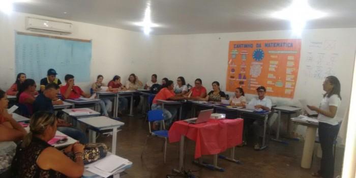 PNAIC prossegue no âmbito educacional no município de Canapi