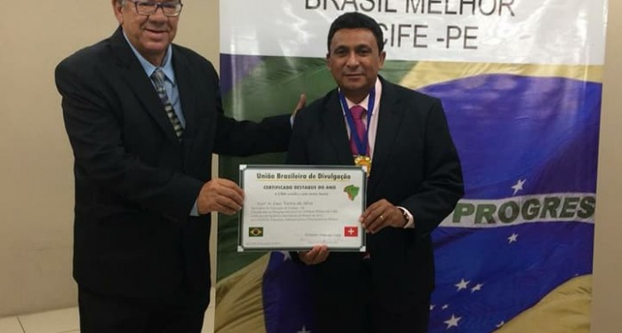 Secretário de Educação está entre os 100  Melhores do Brasil