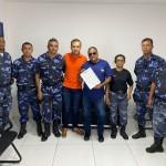 Prefeito Vinícius Lima sanciona lei que favorece Servidores da Guarda Municipal.