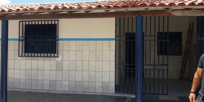 Equipe de Vinícius Lima recupera mais uma Escola da Rede Municipal.