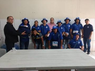 Agentes de Endemias - Importantes combatentes do Mosquito da Dengue.