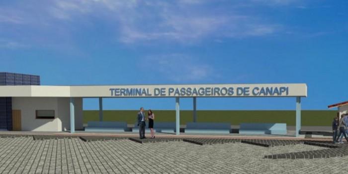 Terminal de Passageiros: Governo inicia fase de contratação para início das obras