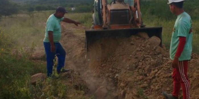Revitalização e Ampliação de Adutora em Canapi:  Água nova vai brotar!