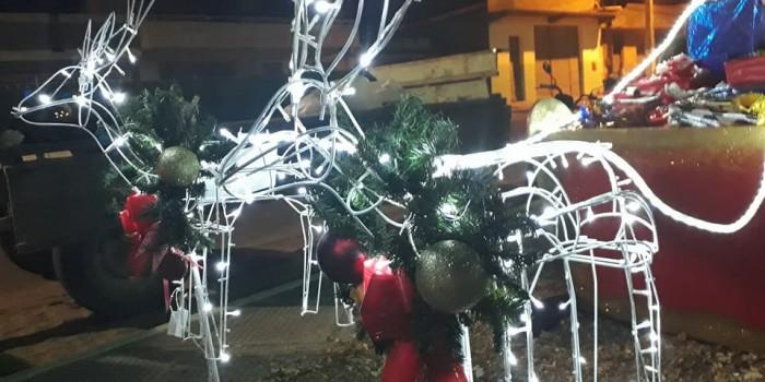 Já é Natal em Canapi!