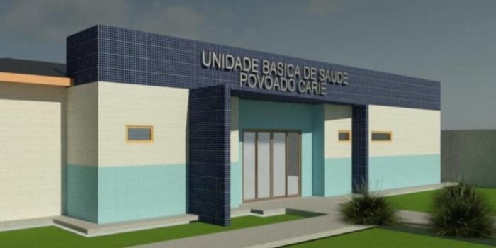 Prefeito Vinícius Lima larga na frente e lança o Programa Mais Saúde no município.