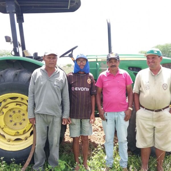 Agricultura como prioridade