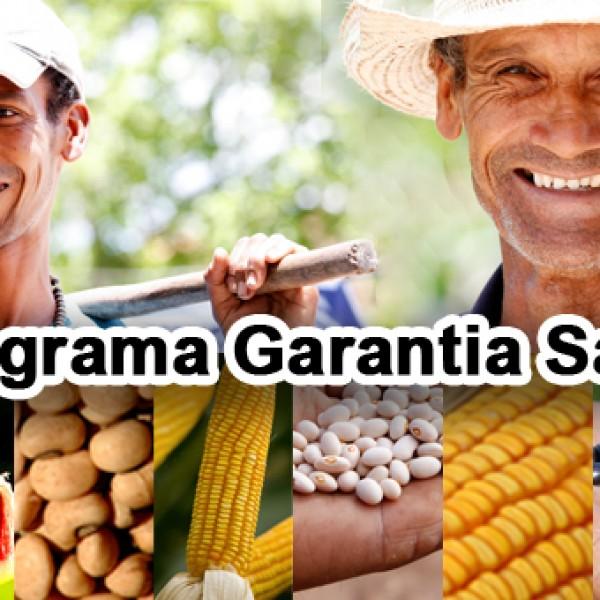 ATENÇÃO, AGRICULTORES INSCRITOS NO GARANTIA SAFRA!