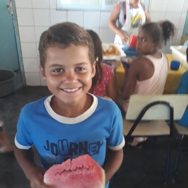 Prefeito Vinícius Lima convida MPF, MPE, CGU, PF e TCE para fiscalização da Merenda Escolar servida na rede municipal.